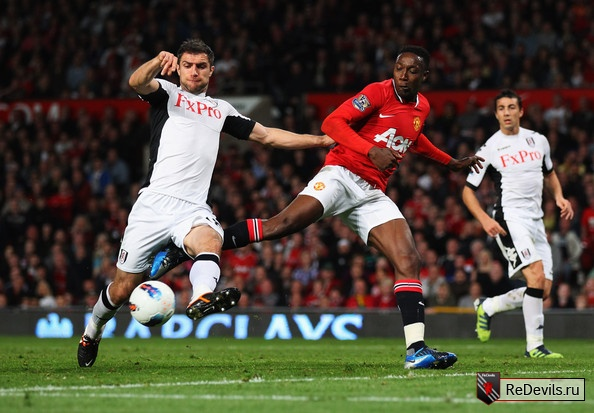 Манчестер юнайтед фулхэм оценки игрокам
